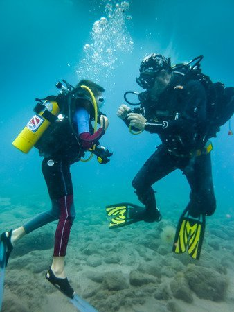 Benefits of Kids Taking Scuba Diving Lessons